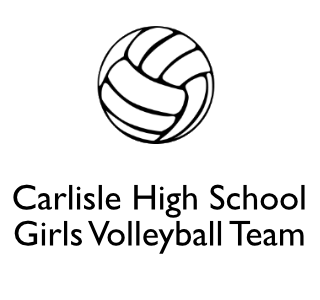 Carlisle High School Girls Volleyball Team